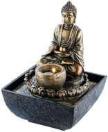 kleiner Zimmerbrunnen Buddha