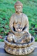 Buddha Steinoptik
