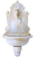 Wandbrunnen weiß