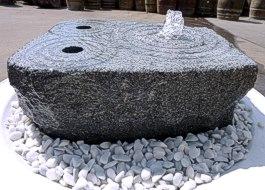 Granit-Sprudelstein