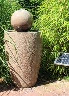 Solarspringbrunnen
