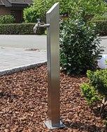Wassersäule SQ-S 1030mm Zapfsäule Bewässerung Gartenschlauch Spender Zapfstelle Zapfsäule