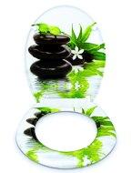 Absenkbarer Toilettensitz Zen