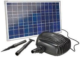Bachlaufpumpe solarbetrieben