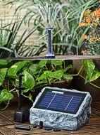 Teichbrunnen - Teichpumpe Solar