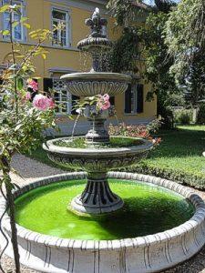 Unikat-Springbrunnen