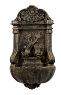 Terrakotta-Zimmerbrunnen