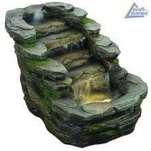 Kunststein-Brunnen